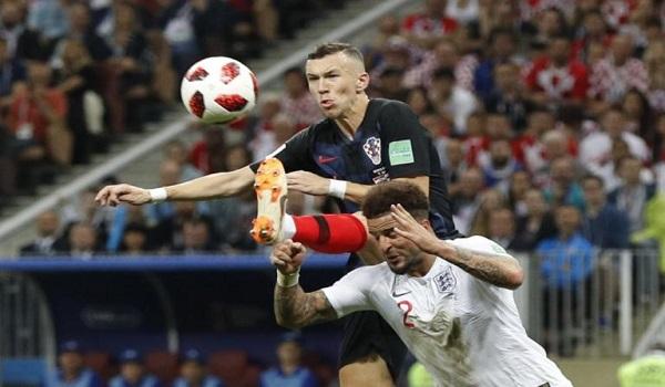 Ημιτελικός Μουντιάλ 2018: Κροατία - Αγγλία 2 - 1 Τελικό