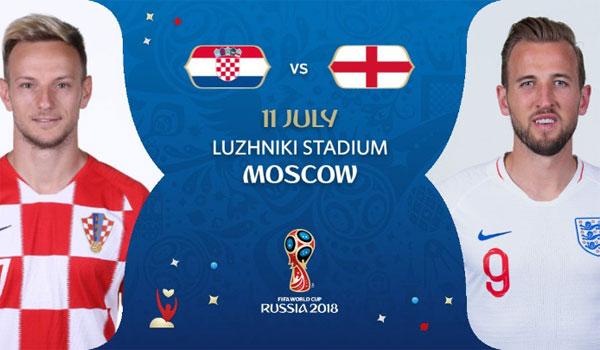 Παγκόσμιο Κύπελλο Ποδοσφαίρου 2018: Κροατία-Αγγλία, ο ημιτελικός των εκπλήξεων