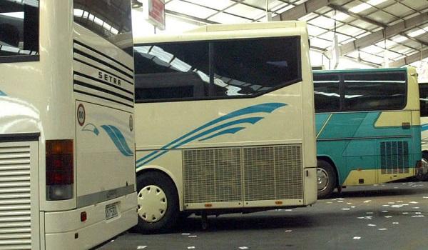 Τροχαίο με ανατροπή λεωφορείου των ΚΤΕΛ στη Δράμα. 14 τραυματίες