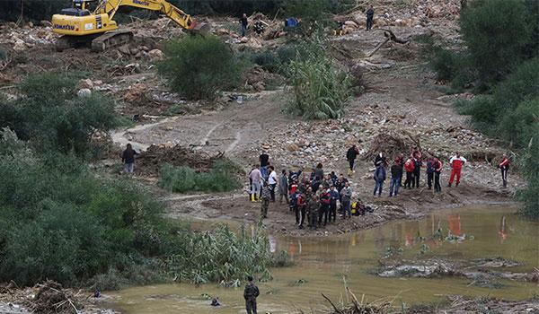 Κύπρος: Τέσσερις νεκροί από την κακοκαιρία στην κατεχόμενη