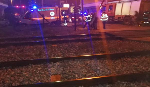 Λάρισα: Τρένο παρέσυρε παιδί σε φυλασσόμενη διάβαση