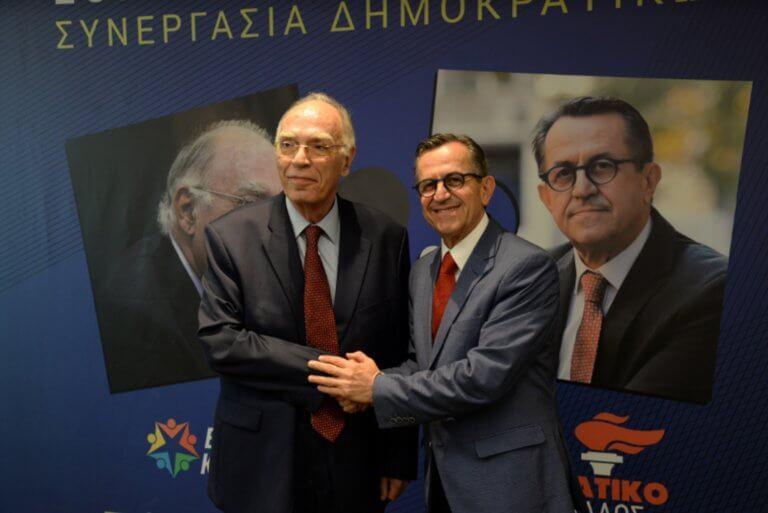 Νικολόπουλος, Λεβέντης: Οι 3 λόγοι που αλλάζουμε τα δεδομένα της 7ης Ιουλίου
