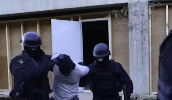 Απαγωγή Λεμπιδάκη: Η αναπαράσταση της απελευθέρωσης του. Βίντεο