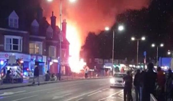Συναγερμός στη Βρετανία: Έκρηξη σε κτίριο στο Λέστερ. Για σοβαρό συμβάν μιλά η αστυνομία