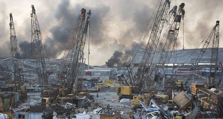 Εικόνες Αποκάλυψης στη Βηρυτό: Ήταν όπως στη Χιροσίμα - Δεκάδες νεκροί