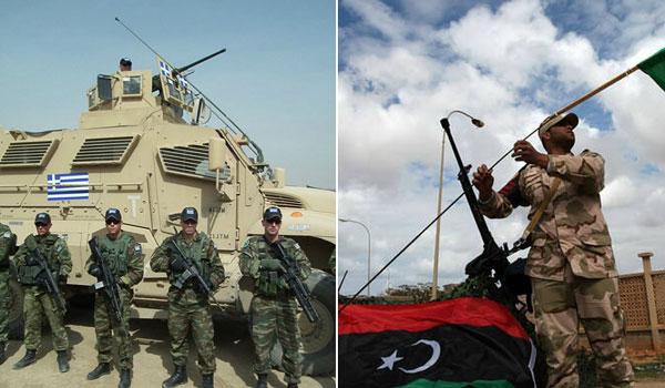 Η Ελλάδα έτοιμη να μετάσχει σε αποστολή επιτήρησης εμπάργκο και εκεχειρίας στη Λιβύη