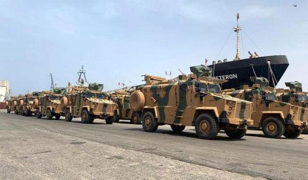 Αποκαλυπτικό έγγραφο ΟΗΕ: Η Τουρκία σπάει το εμπάργκο όπλων στη Λιβύη