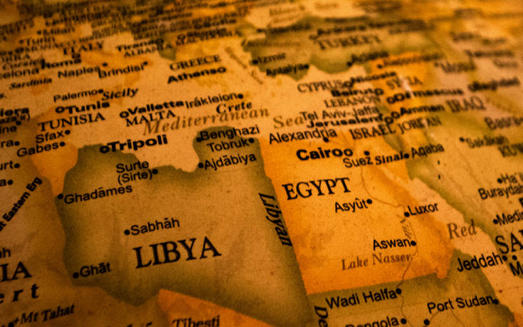 Λιβύη: Πόλεμος για το πετρέλαιο. Ο χάρτης που τα εξηγεί όλα