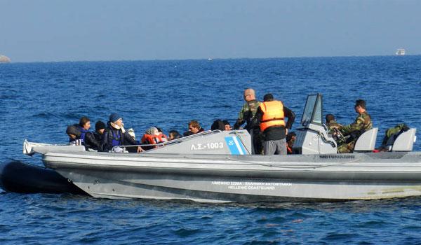 Μεταναστευτικό: Απαγόρευση ναυσιπλοΐας από Λέσβο μέχρι Σάμο για ανακοπή των ροών