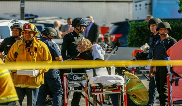 Λος Άντζελες: Ένοπλος οχυρώθηκε σε σούπερ μάρκετ  - Μία νεκρή