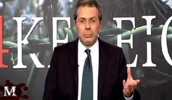 Συνελήφθη ο Στέφανος Χίος για δημοσίευμα της εφημερίδας Μακελειό