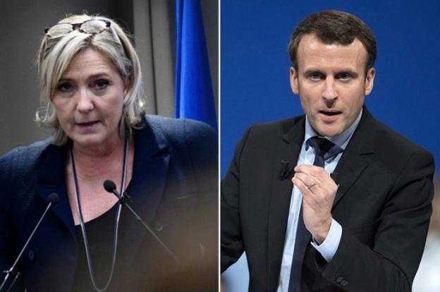 Ευρωεκλογές 2019: Η Γαλλία τρομάζει. Πρώτη η Λεπέν, προσπαθεί να τη φτάσει ο Μακρόν