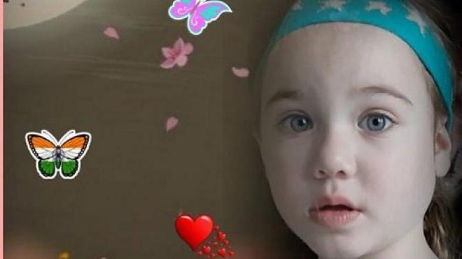 Σε εννέα μέρες πέθανε: Συγκλονίζει ο πατέρας της μικρής Μαλένας