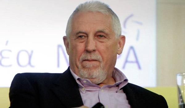 Έφυγε από τη ζωή  ο πρώην βουλευτής της ΝΔ, Γιάννης Μανώλης