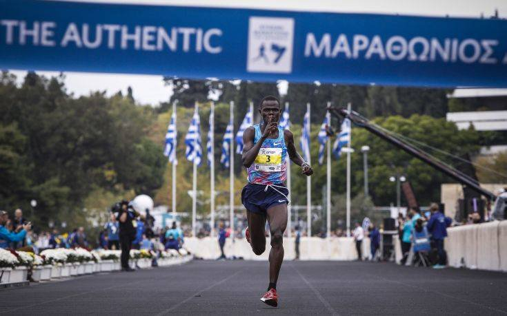 Την Κυριακή 11 Νοεμβρίου ο 36ος Μαραθώνιος της Αθήνας. Κυκλοφοριακές ρυθμίσεις