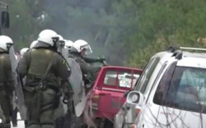 Λέσβος: Λιμενικοί έκαναν χειρονομίες στους αστυνομικούς που έφευγαν - «Θα πάμε στον εισαγγελέα» απαντάνε