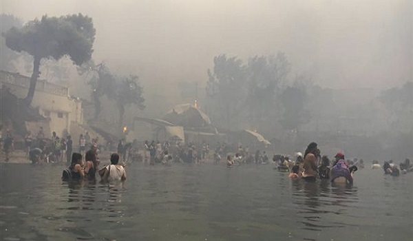 Τις πολιτικές ευθύνες στην διαχείριση πυρκαγιών επισημαίνουν 11 οργανώσεις