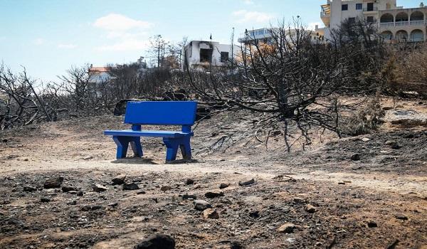 Νέα αποκάλυψη σοκ μετά τη φονική πυρκαγιά - Είχαν έτοιμο σύστημα πυροπροστασίας