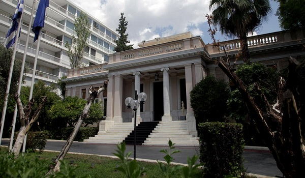 Μαξίμου σε Σαμαρά για το Σκοπιανό: Υπέπεσες σε θεσμικό ατόπημα