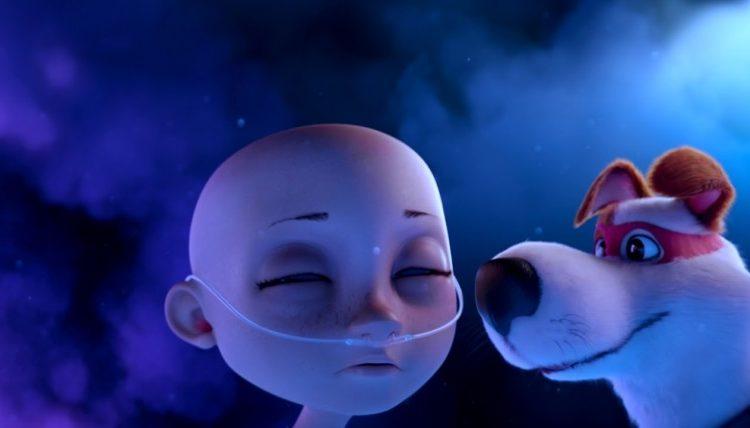 Ένα Υπέροχο Βίντεο για τον παιδικό καρκίνο. Η αγάπη είναι το φάρμακο