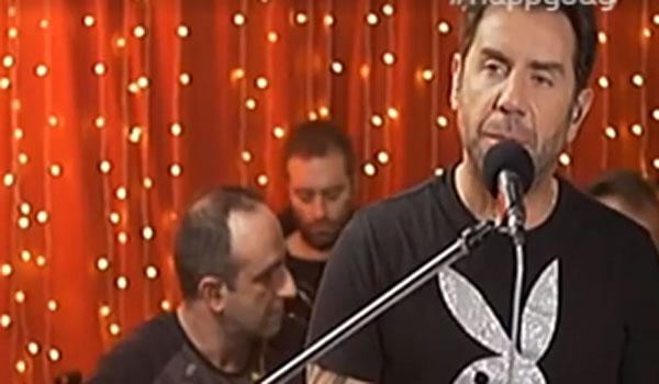 Άγριο ξύλο στο μαγαζί που τραγουδούσε ο Μαζωνάκης. Βίντεο