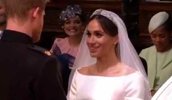 H Meghan Markle και ο πρίγκιπας Harry παντρεύονται! Δείτε ζωντανά #RoyalWedding