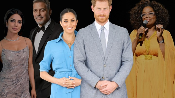 Megxit: Η Όπρα συμβούλευσε τον πρίγκιπα Χάρι και την Μέγκαν Μαρκλ για το διαζύγιο