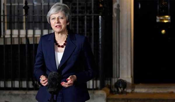 Τερέζα Μέι: Η καταψήφιση της συμφωνίας για το Brexit θα ήταν καταστροφή