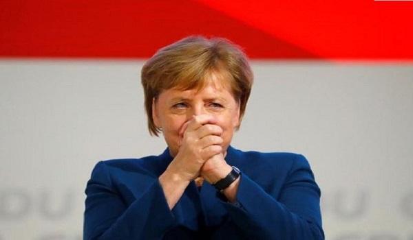 Ήταν τιμή μου - Δάκρυσε η Μέρκελ στην αποχαιρετιστήρια ομιλία της στο συνέδριο του CDU
