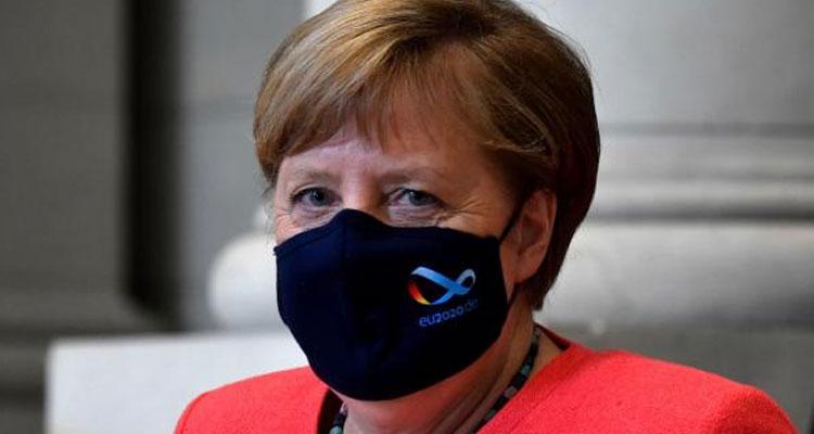 Η Μέρκελ λέει όχι σε Σύνοδο Κορυφής και κυρώσεις κατά της Τουρκίας