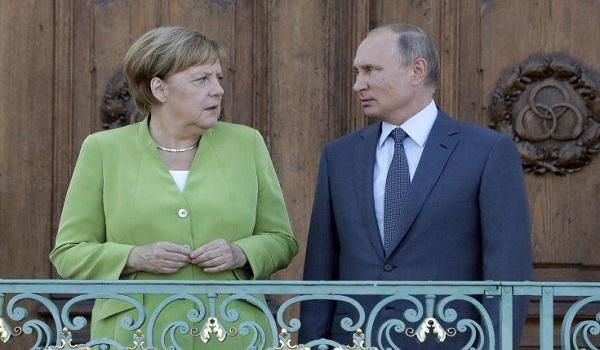 Επικοινωνία Μέρκελ – Πούτιν για τη Διάσκεψη για τη Λιβύη στο Βερολίνο