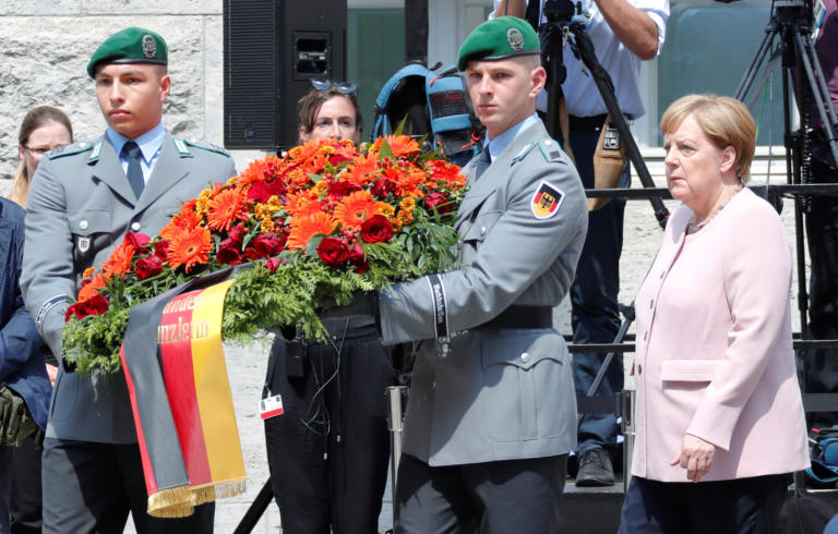 75 χρόνια από την απόπειρα δολοφονίας του Χίτλερ: Η Γερμανία τίμησε τους δράστες