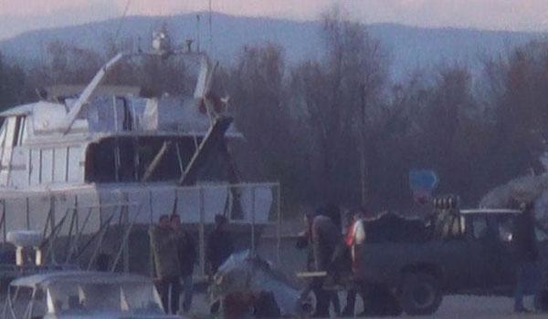 Βρέθηκε τμήμα από το αεροσκάφος που έπεσε στο Μεσολόγγι