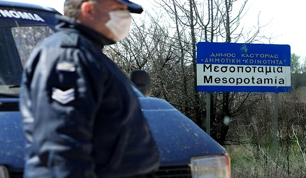 Δήμαρχος Καστοριάς σε Χαρδαλιά: Πάρε πίσω την απόφαση για καραντίνα στη Μεσοποταμία