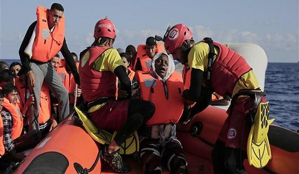 Σκάφος της Frontex διέσωσε 48 αλλοδαπούς ανοιχτά της Σάμου
