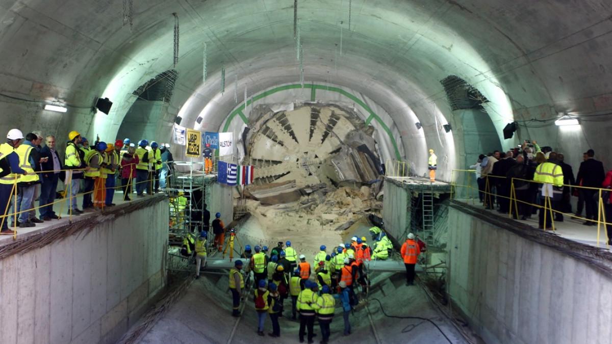 Μετρό Γραμμή 4: Που θα ξεκινήσουν να σκάβουν οι μετροπόντικες