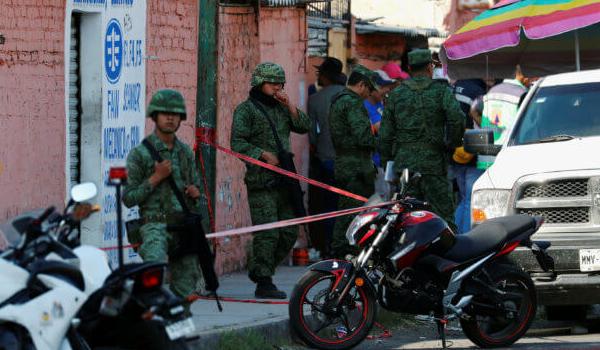 Μεξικό: Εκτέλεση δημοσιογράφου μέσα σε εστιατόριο