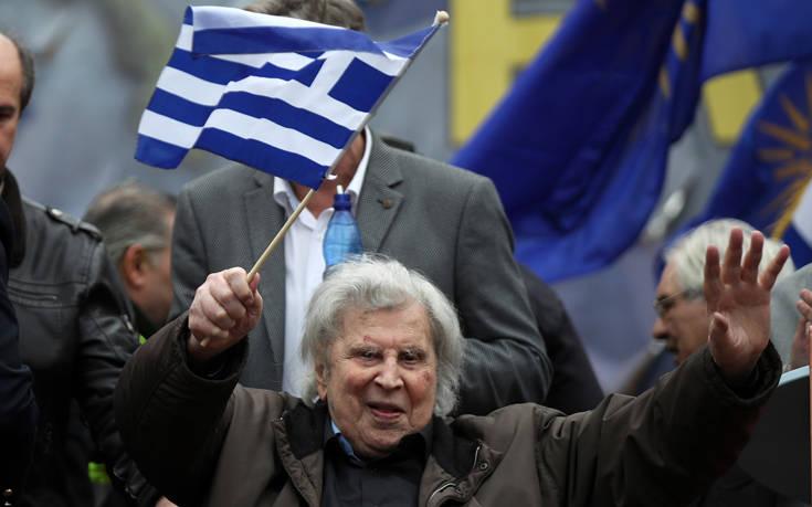 Μίκης Θεοδωράκης: Είναι πολύ άρρωστος, με πολλά προβλήματα υγείας