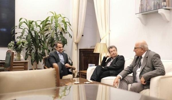 Πέτρος Τατσόπουλος και Αντώνης Πανούτσος στα ψηφοδέλτια της ΝΔ