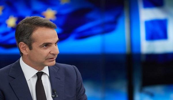 Μητσοτάκης για ΠΓΔΜ: Η κυβέρνηση αγωνιά να εξυπηρετήσει διεθνή συμφέροντα