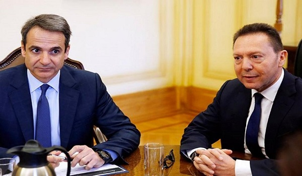 Στουρνάρας: Εισηγήθηκα στον Μητσοτάκη την άρση capital controls το συντομότερο δυνατόν