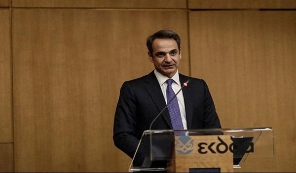 Μητσοτάκης: Είμαι πρωθυπουργός μιας χώρας που διψάει για εκσυγχρονισμό