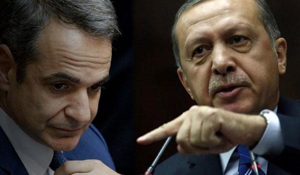 Ο Ερντογάν απειλεί Μητσοτάκη: Μην ασχολείστε μαζί μας, για να μη σας συμβεί το παραμικρό