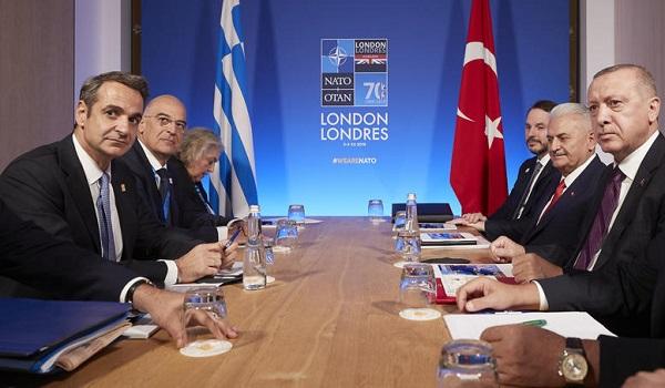 Το παρασκήνιο της συνάντησης Μητσοτάκη – Ερντογάν: Συμφώνησαν ότι διαφωνούν