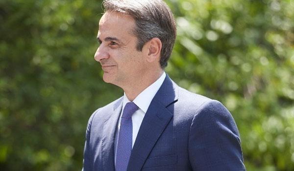 Στο Λονδίνο ο Μητσοτάκης για την επετειακή Σύνοδο Κορυφής του ΝΑΤΟ