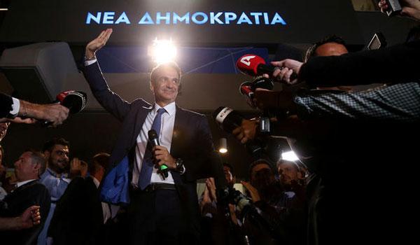 Εκλογές 2019: Μεγάλη νίκη Μητσοτάκη, ποσοστό έκπληξη για Τσίπρα. Εκτός η Χρυσή Αυγή