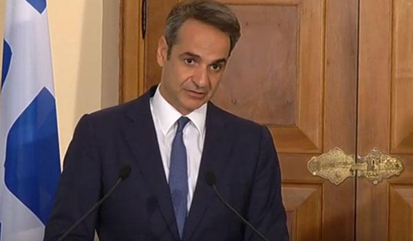 Μητσοτάκης:  Σε 4 μέρες θα τελειώσει η χώρα με τον ΣΥΡΙΖΑ