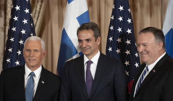 Έπαινοι Πενς - Πομπέο στην ελληνική οικονομία - Οι δεσμοί μας δεν υπήρξαν ποτέ ισχυρότεροι