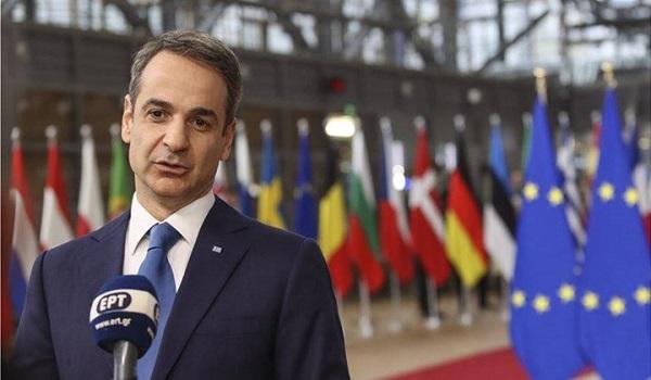 Μητσοτάκης - Σύνοδο Κορυφής: Αδιαπραγμάτευτη η στήριξη σε αγροτική πολιτική, μεταναστευτικό