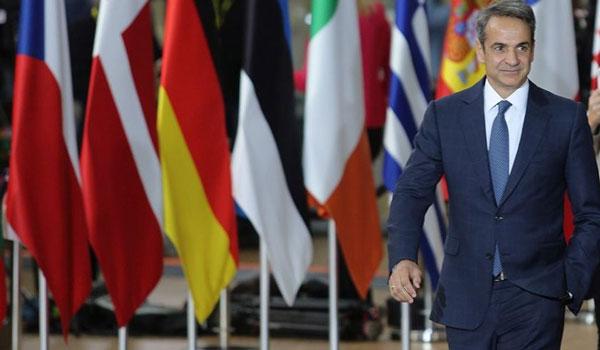Μητσοτάκης: Στόχος η καταδίκη του μνημονίου Τουρκίας-Λιβύης στη Σύνοδο Κορυφής